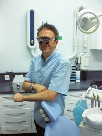 Dr Fergus McClafferty