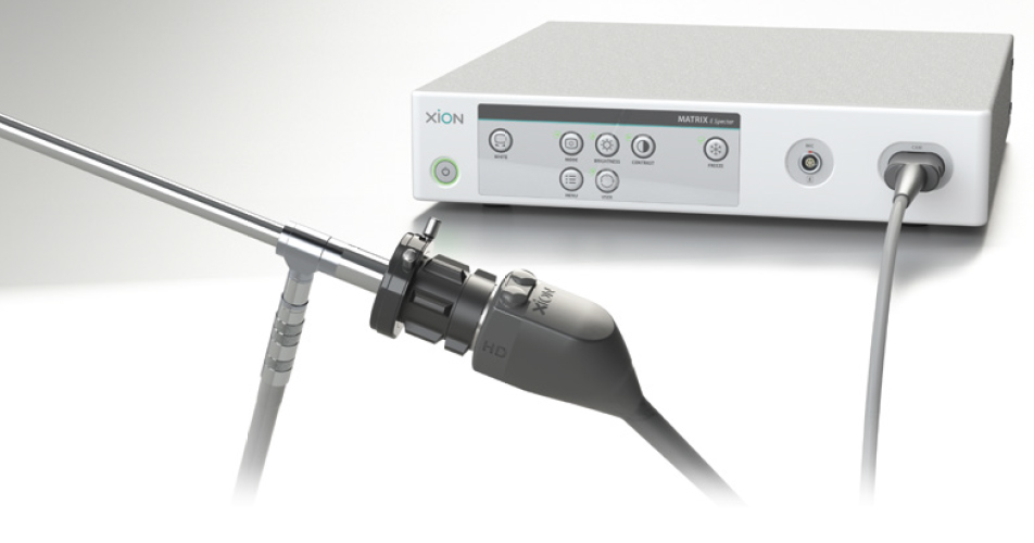XION Medical's Matrix E-Spectar
